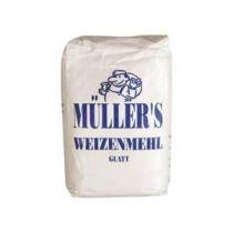 Müllers Weizenmehl T700 glatt 2,5kg