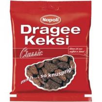 Napoli Dragee Keksi Classic 165 g