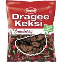 Napoli Dragee Keksi Cranberry 165 g
