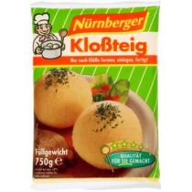 Nürnberger Kloßteig 750g (4 bis 6 Klöße)