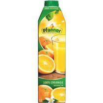 PFANNER Orangensaft 100% 8 x 1,0 ltr. (8 ltr.)