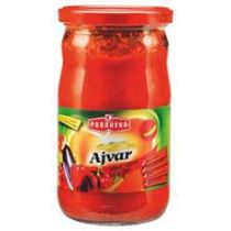 Podravka Ajvar scharf - 720 ml (690g)