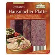 Ponnath Delikatess Hausmacher Platte 150g