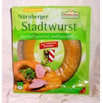 Ponnath - Nürnberger Stadtwurst 350g