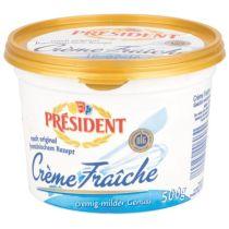 President Creme Fraiche 500 g