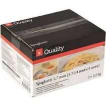 Quality 4-Ei Spaghetti 5 kg