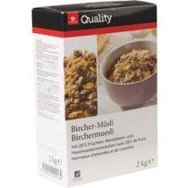 Quality Bircher Müsli 2 kg