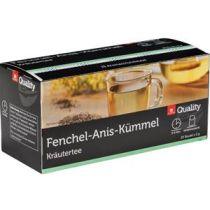 Quality Kräutertee Fenchel Anis Kümmel 25 x 2g