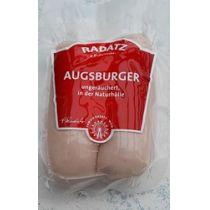Radatz Augsburger 2 Stück 260g