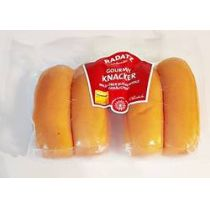 Radatz Gourmet Knacker 4 Stück 480g