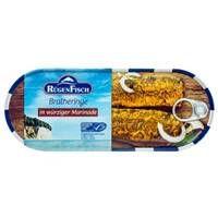 Rügen Fisch Bratheringe in würziger Marinade 300g