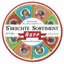 Rupp S´Beschte Sortiment 150g