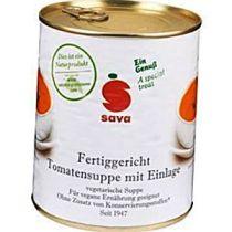 SAVA - Tomatensuppe mit Einlage - 850ml