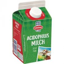 Schärdinger Acidophilusmilch 3,5% Fett 0,5 ltr.