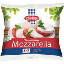 Schärdinger Mozzarella Kugel 45% Fett i. Tr. 125 g