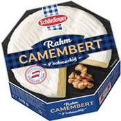Schärdinger Rahm Camembert - g´schmackig 65% Fett i.Tr. 100g