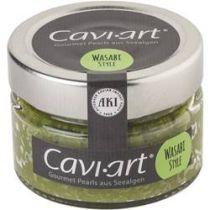 Schenkel Caviart Wasabi vegetarisch 100g