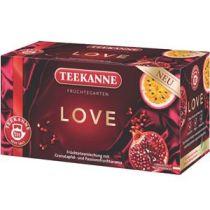 Teekanne Früchtegarten, Love 20 x 2,5g