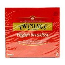 Twinings of London English Breakfast Tea 50 Teebeutel a 2g