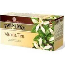 Twinings Tea of London Vanilla 25 Teebeutel a 2g