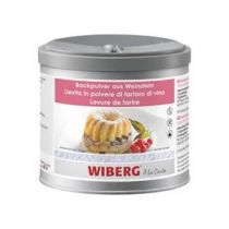 Wiberg Backpulver aus Weinstein 470ml