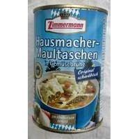 Zimmermann Hausmacher-Maultaschen Suppe 400 ml