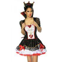 Alice-im-Wunderland-Kostüm Größe XS-M