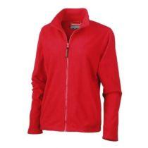 La Femme Micro Fleece Cardinal Red S