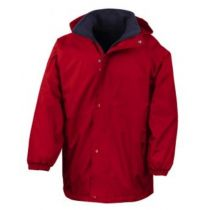 Outbound Reversible Jacket Red/Navy 2XL