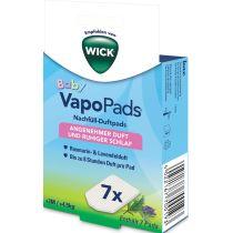 WICK® VapoPads® 7er Nachfüll Rosmarin- & Lavendelduft