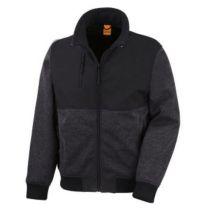 Work-Guard Brink Stretch Jacket Grey/Black 3XL