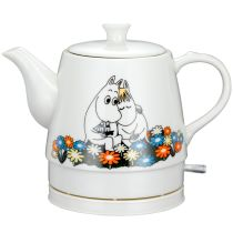 Adexi Moomin Wasserkocher 0,8 L Flower Pot