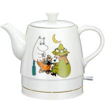 Adexi Moomin Wasserkocher 0,8L Friendship Mumin Teekanne Design Finnland Keramik