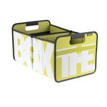 Aufbewahrungsbox Classic Large grün Box Klappbox Aufbewahrung Transportbox Lagerbox Faltbox Allzweck