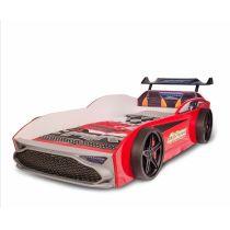 Autobett GT18 in rot Kinderbett 90x190 cm