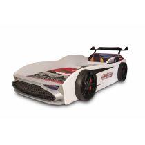 Autobett GT18 in weiß Kinderbett 90x190 cm