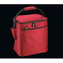 Cilio Isoliertasche Dolomiti rot Kühltasche Kühlbox kühlen Tasche Box