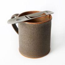 Feuerzange Feuerzangenbowle Punsch Wintergetränk Tee Warmgetränk