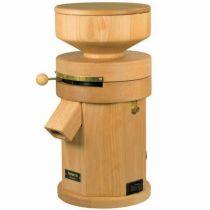 Getreidemühle Oktagon 1 Buche massiv Kornmühle Schrotmühle Flockenquetsche 360 Watt elektrisch
