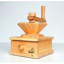 Kornkraft Getreidemühle Toscana Kornmühle Schrotmühle Handmühle Tischmühle Holz