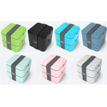 Monbento Bento Square Lunchbox Lunch Box BPA-frei Brotzeitbox Brotbox Brotzeitdose