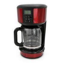 Russell Hobbs Kaffeemaschine Legacy Filterkaffeemaschine rot Glaskanne