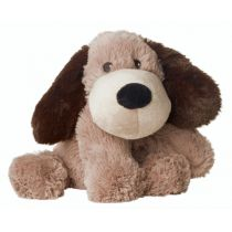 Warmies Hund Gary 2 Kuscheltier Wärmeprodukt Wärmetier Wärmflasche Kühlkissen Stofftier Lavendel