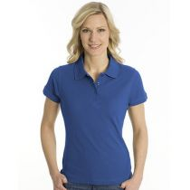 SNAP Polo Shirt Top-Line Women royalblau, Grösse 3XL