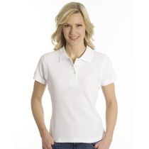 SNAP Polo Shirt Top-Line Women weiss, Grösse M