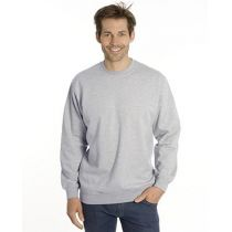 SNAP Sweat-Shirt Top-Line, Gr. 4XL, Farbe grau meliert