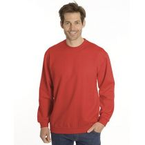 SNAP Sweat-Shirt Top-Line, Gr. 5XL, Farbe rot