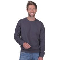 SNAP Sweat-Shirt Top-Line, Gr. M, Farbe dunkelgrau