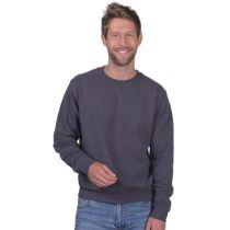 SNAP Sweat-Shirt Top-Line, Gr. S, Farbe dunkelgrau