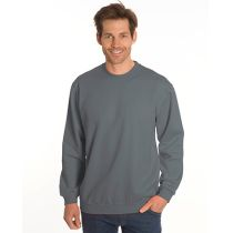 SNAP Sweat-Shirt Top-Line, Gr. S, Farbe stahlgrau